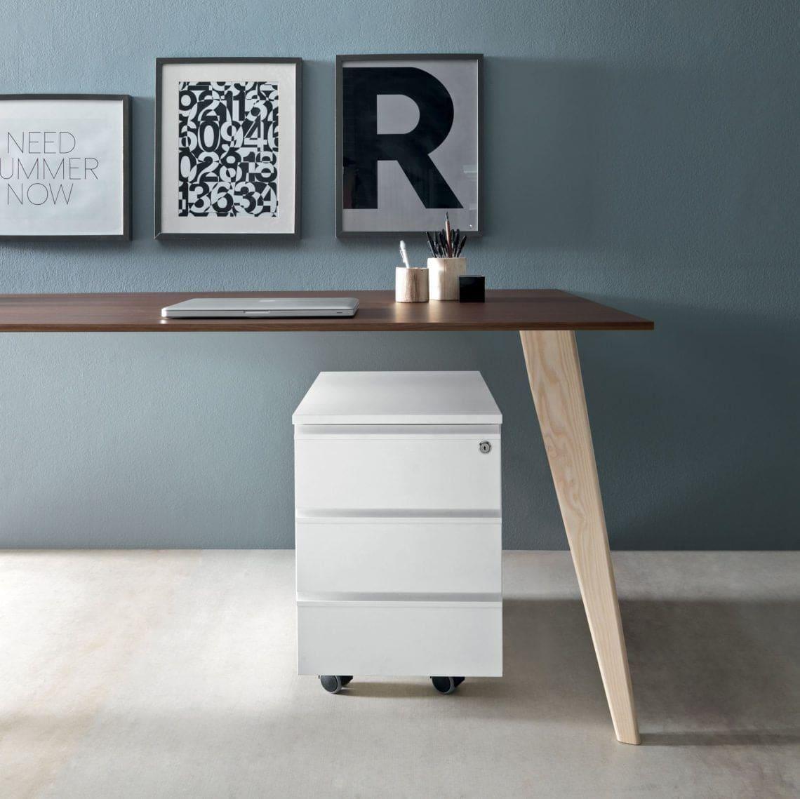 Cassettiere e mobili di servizio per ufficio - Martex S.p.A.